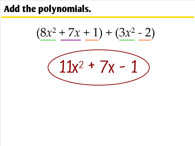 8954305_orig Math Standards Adding And Subtracting Polynomials Worksheet on